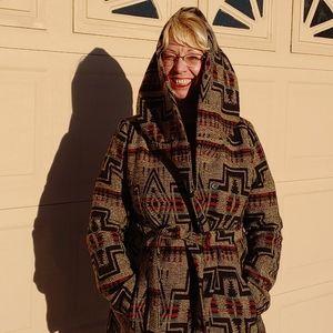 Mossimo Blanket Coat